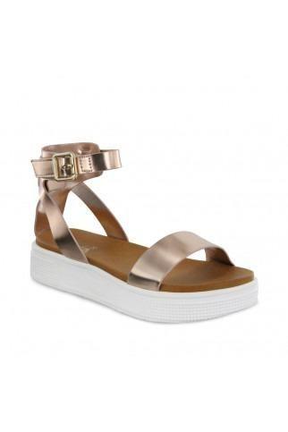 f1b6e8d3735 Little Ellen Sandals - Rose Gold