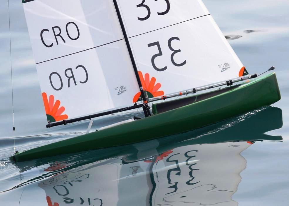IOM Kantun - Zvonko Jelacic | RC Model Yachts in 2019 | Boat