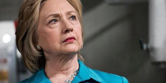 Hillary Clinton Vows To Prosecute All Climate Change Deniers