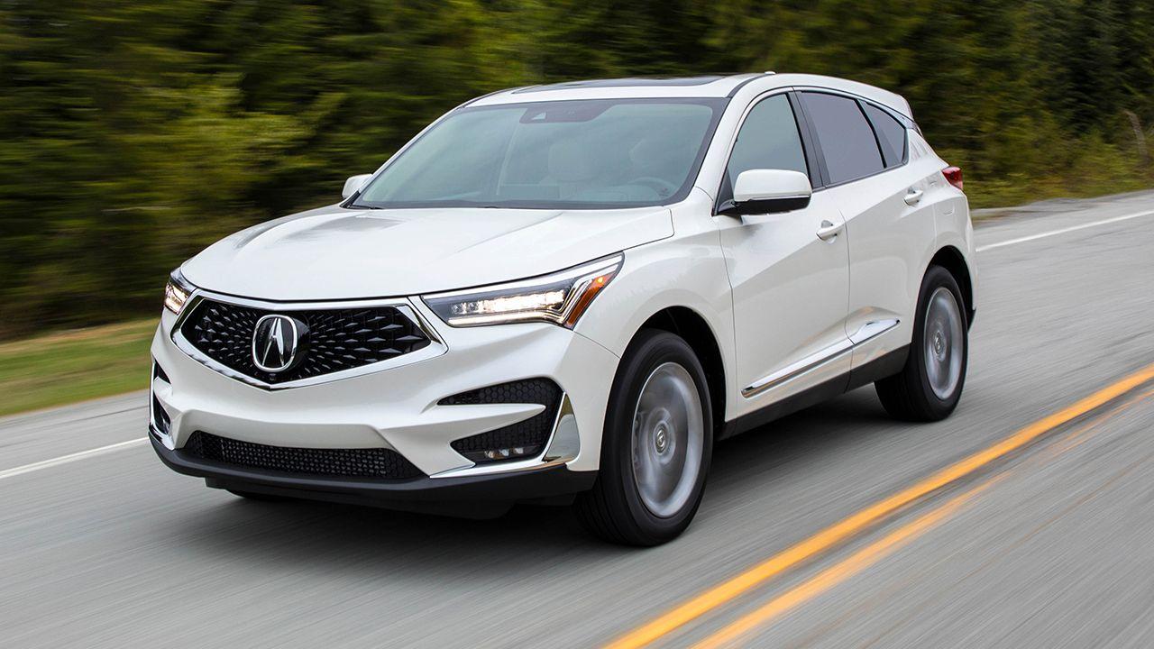 Fox News 2019 Acura Rdx Test Drive Back To The Future Acura Rdx Best Family Cars Acura Suv