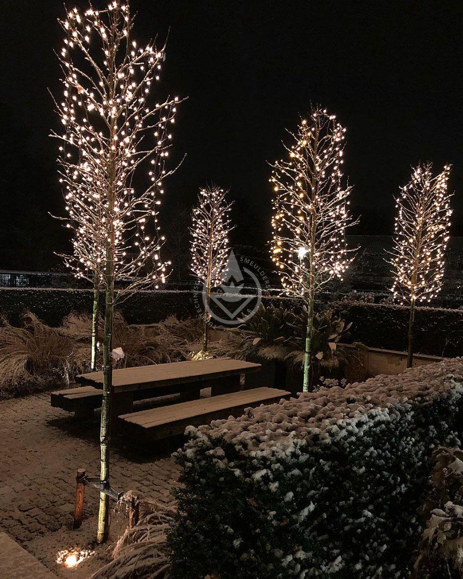 Iets Nieuws Fijne avond! ❄ ✨ #ttbsmeulders #sneeuw #lampjes #verlichting @PV42