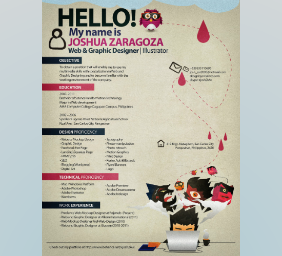 Resume Design Inspiration Pinrenata Pedrozo On Curriculum Pinterest  Cv Ideas
