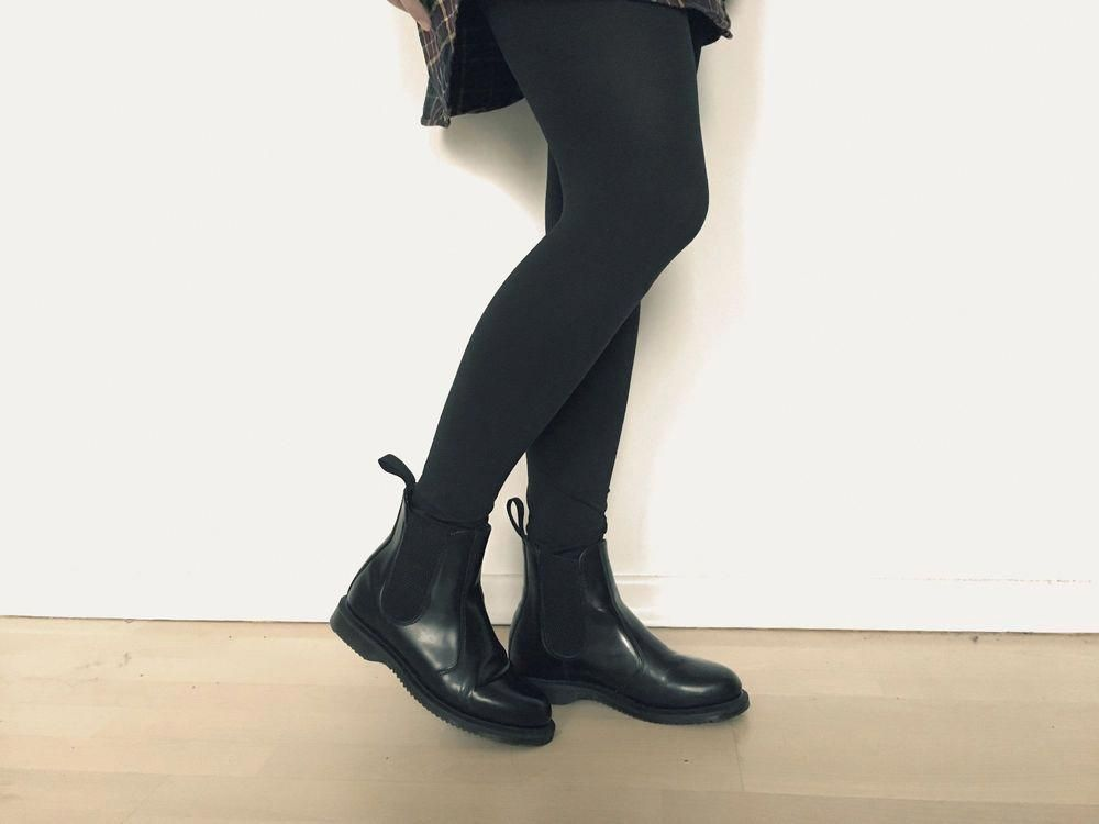 Doc Martens Damen Chelsea Boots Flora Gr 37 Docmartensstyle Doc Martens Chelsea Boot Doc Martens Boots