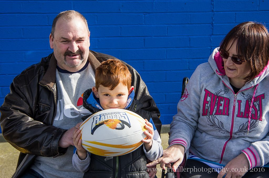 https://flic.kr/s/aHskwxrNUj | Barrow Raiders v Newcastle Thunder | Photos from the Barrow Raiders v Newcastle Thunder Kingstone Press league 1 match