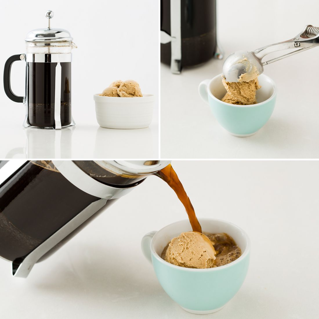 5 Summer Treats With a Coffee Twist   Affogato, Coffee and Beverage