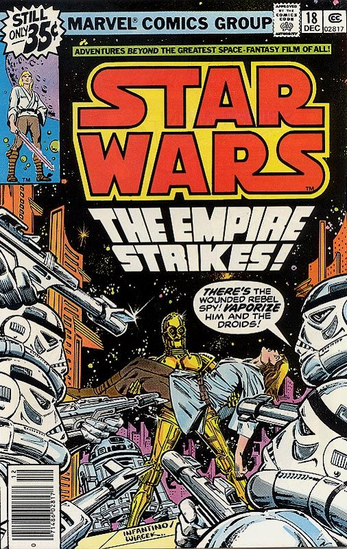 Star Wars 18: The Empire Strikes