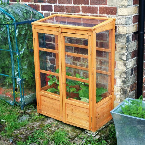 Practical Gardening With A Lean To Greenhouse Mini