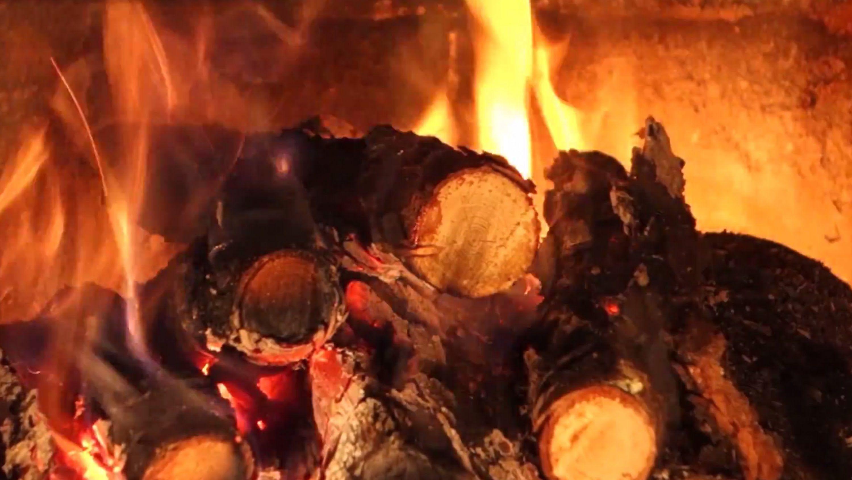 ✰ 10 HOURS ✰ Best FIRE in Fireplace ✰ longest FullHD