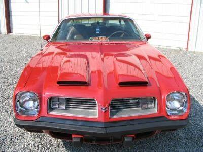 1975 Pontiac Formula Firebird