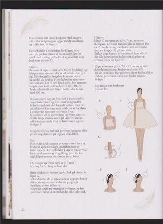 Mimin Dolls: Tilda bailarina