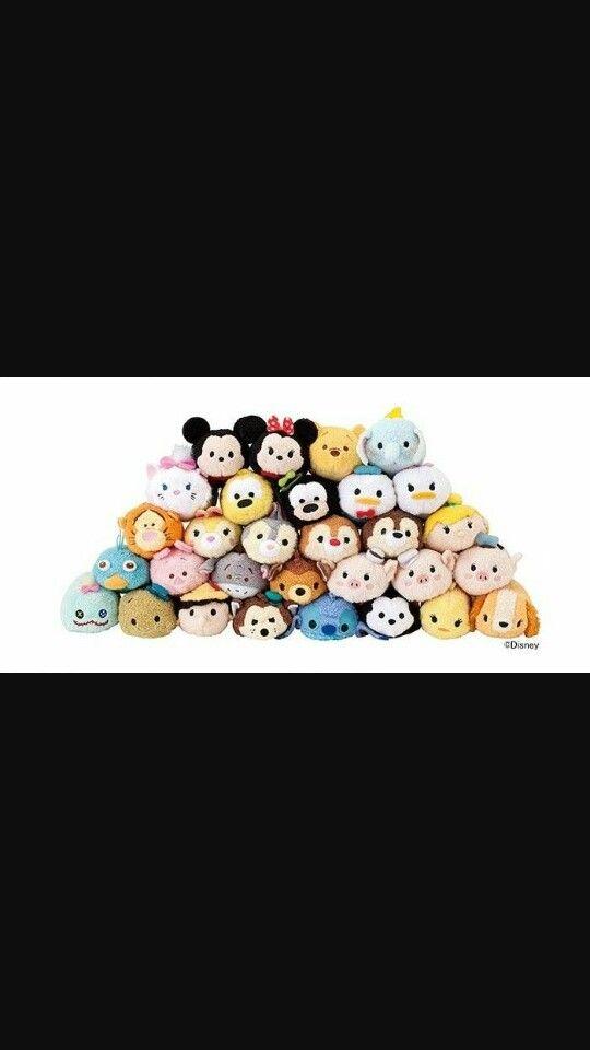 """Personajes De Disney """"Tsum Tsum"""""""