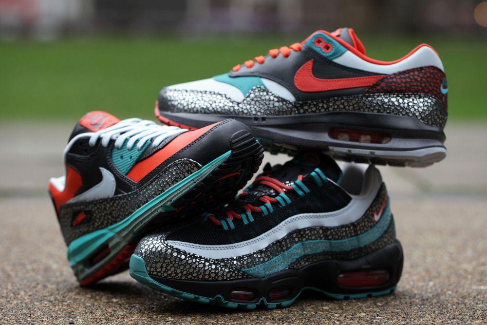 Nike Air Max 95 Deluxe QS Kabutomushi #sneakers | Just For