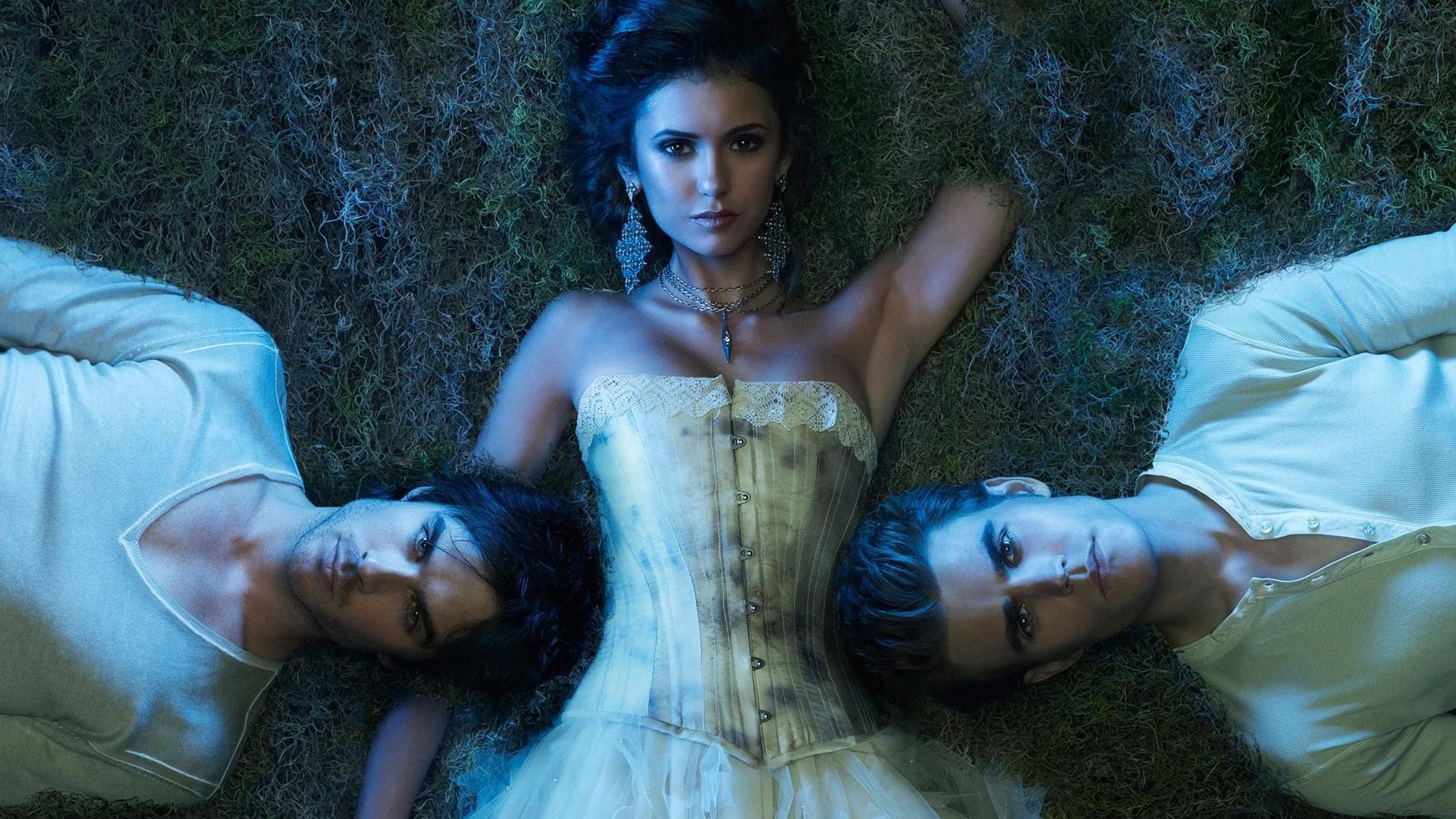 Vampire Diaries Season 2 Photoshoot, the vampire diaries, tv-shows ...