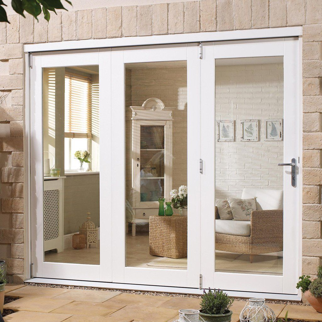 Nuvu White Folding Doors Quality At An Affordable Price