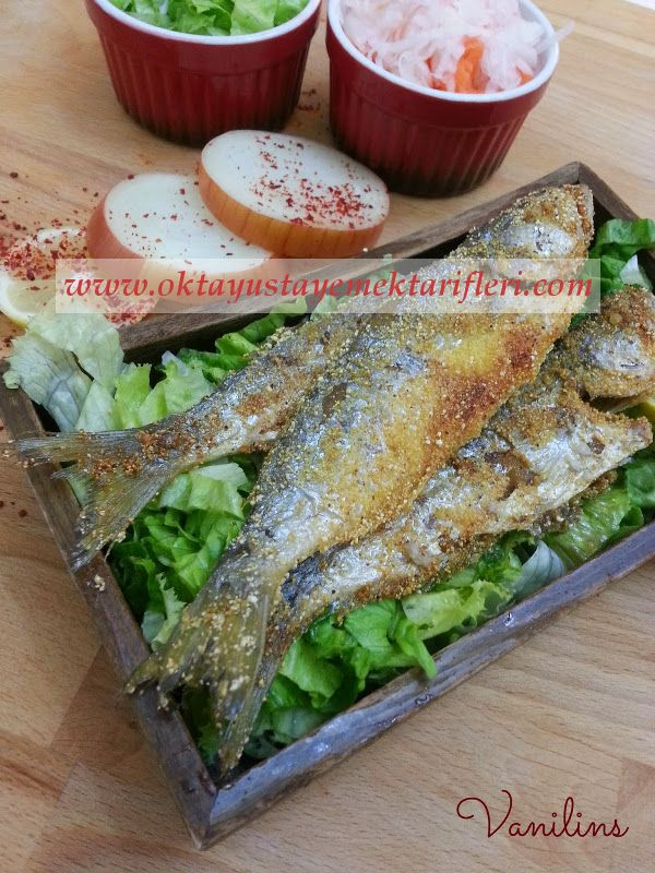 Çinekop Tava - Kolay Balık Tarifleri. Çinekop Tava nasıl yapılır ...