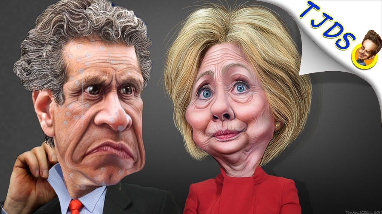 Hillary Is Now A Cuomo Bro Snubs Female Candidate For Male Jimmy Dore Candidate Hillarious