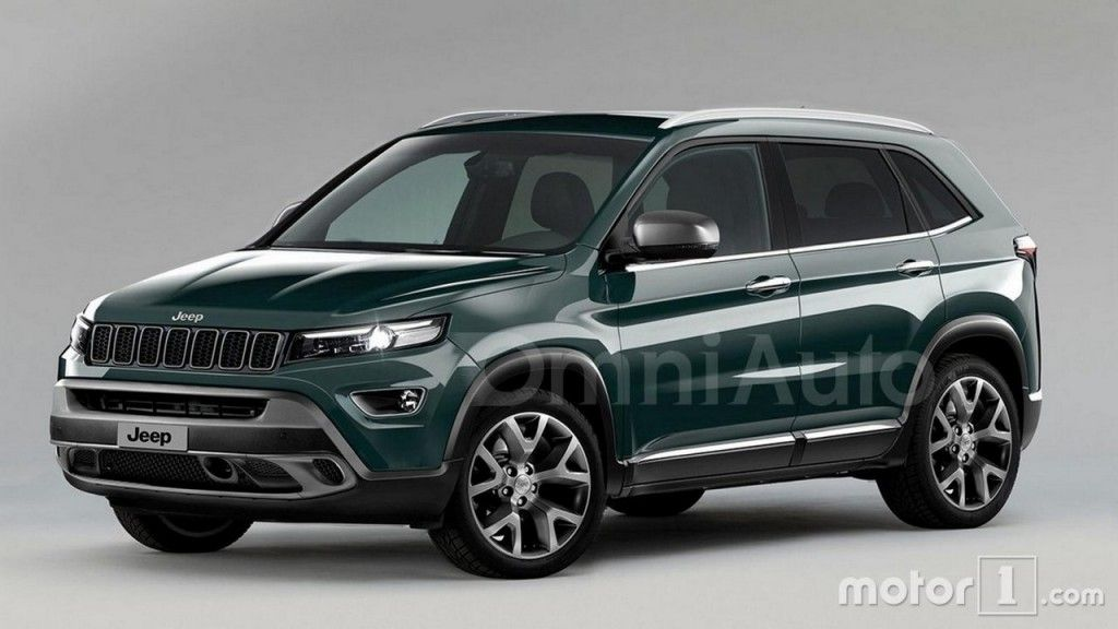 Jeep C Suv >> Jeep 551 Jeep C Suv Rendering Cars Daily Updated