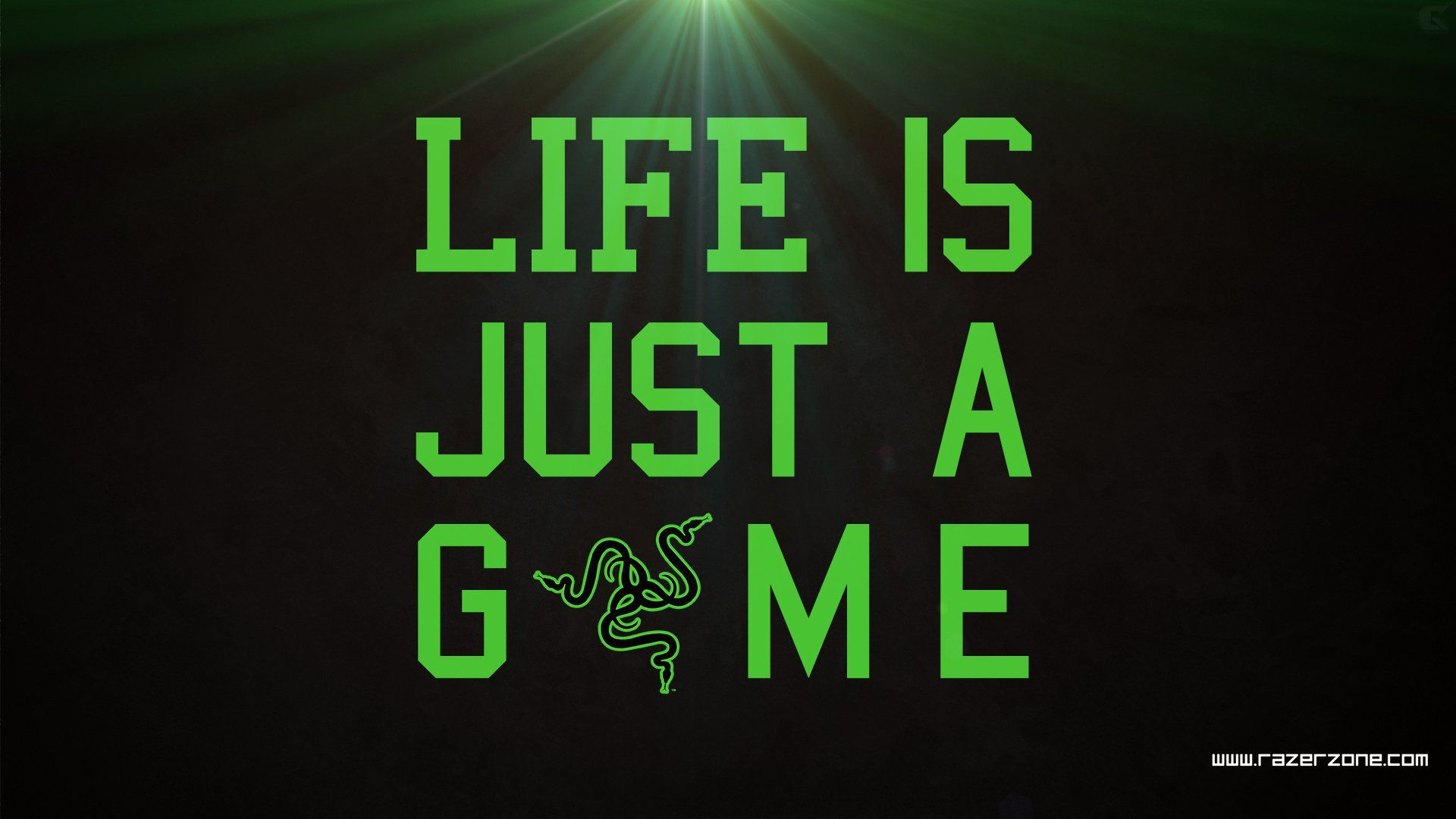 Razer Desktop Background