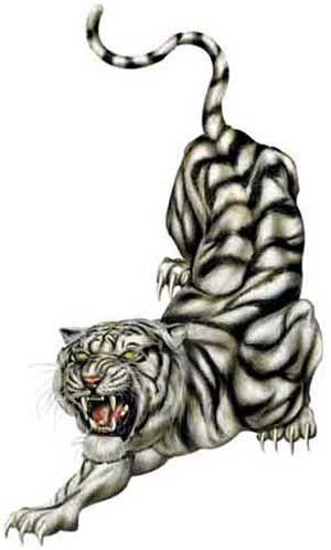 Free Tiger Tattoo Free Tiger Tattoos Tiger Tatowierung Tiger Tattoo Falsche Tattoos