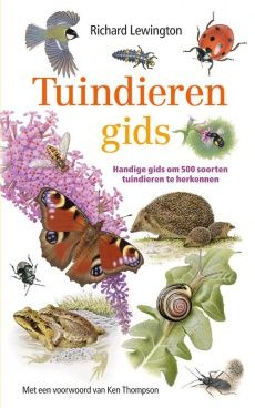 In deze handzame Tuindierengids staan ruim 500 diersoorten die in en rondom de tuin voorkomen. Ze zi