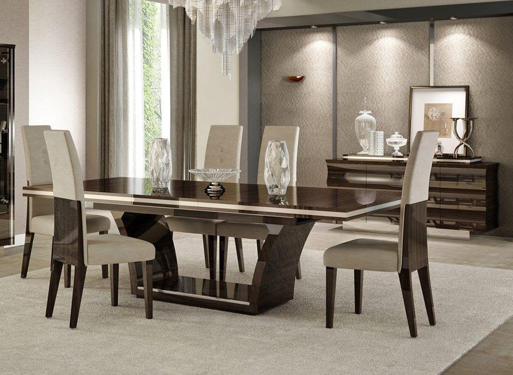 Modern Italian Dining Room Furniture Remarkable Table Giorgio Set T