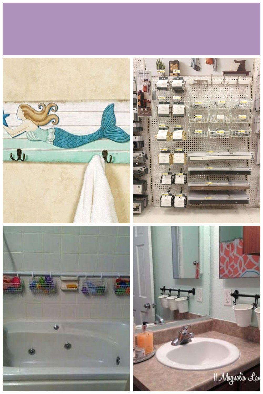 Badezimmer Organisation Kinder Mermaid Wall Hook Plaque Badezimmer Und Organisation