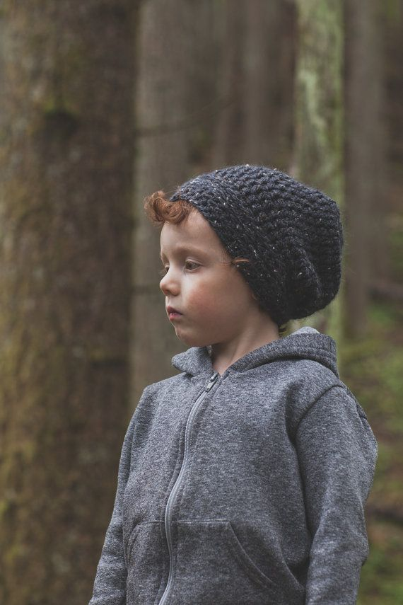 Charcoal toddler slouchy beanie crochet slouchy hat for toddlers toddler slouchy beanie crochet slouchy hat for toddlers toddler slouch hat boys hat dt1010fo