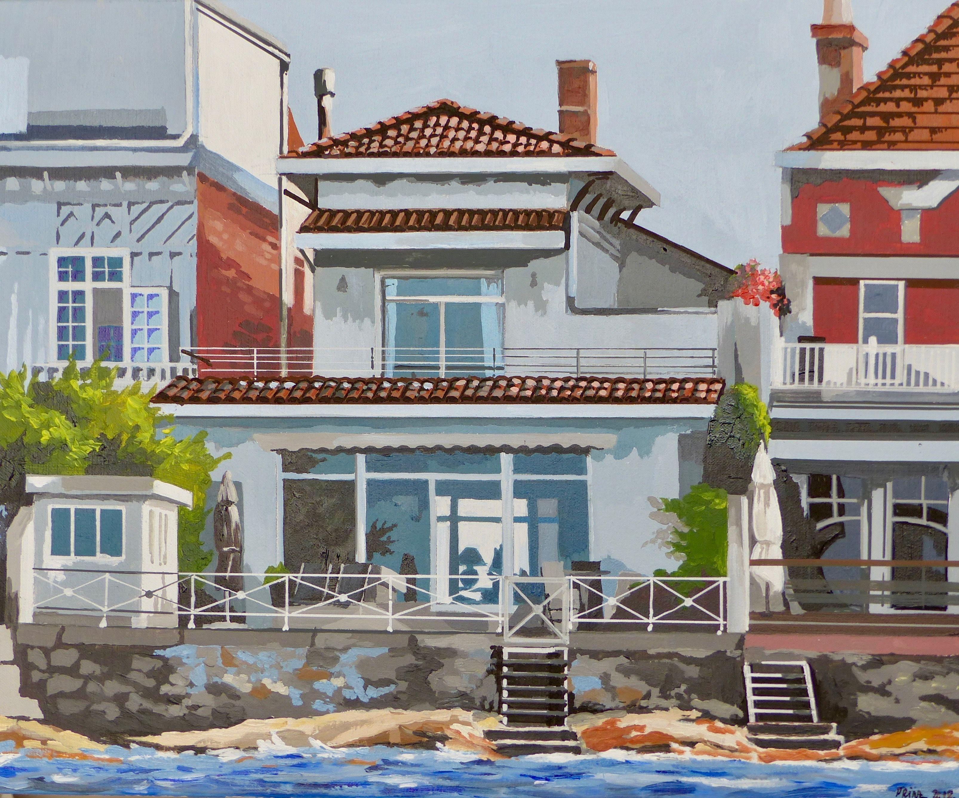 Maison De Bord De Mer A Arccahon Bassin D Arcachon Maison