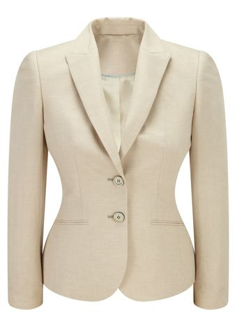 Stone Linen Suit Jacket Jackets Austin Reed Linen Suit Jackets Neutral Jacket
