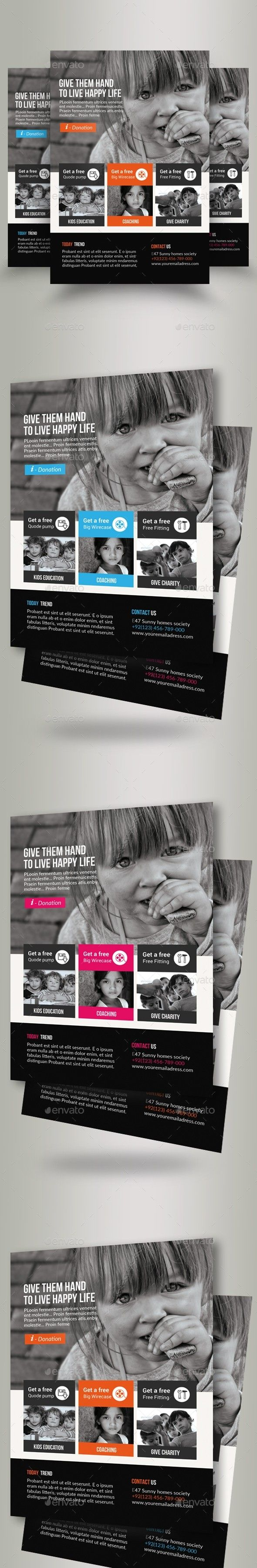 Charity Donation Flyer Templates Flyer Template Fonts And Template