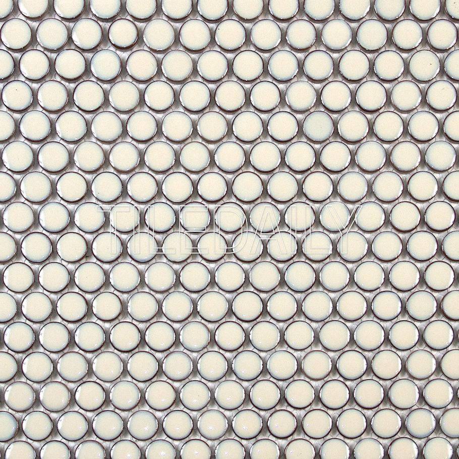 La Rond Penny Round Mosaic Penny Round Mosaic Penny Round Mosaic