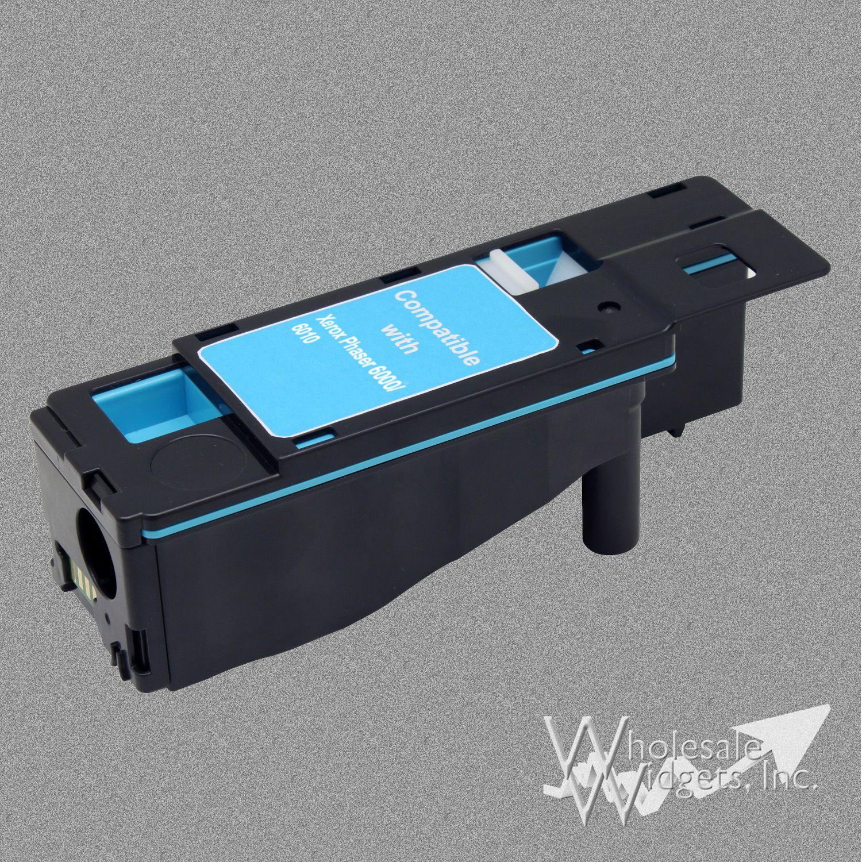 Xerox Phaser 106r01627 Cyan Tnr Xerox Toner Office Supplies