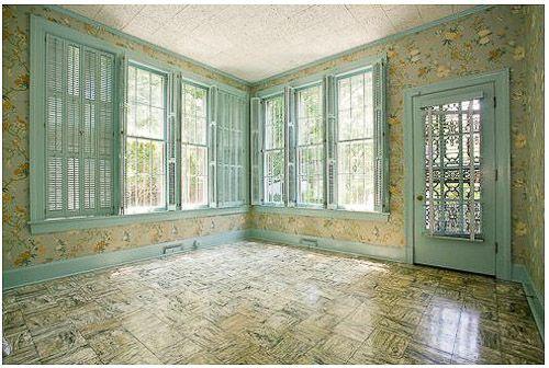 Retro Kitchen Flooring gorgeous gray and turquoise 1956 dream kitchen and four bathrooms
