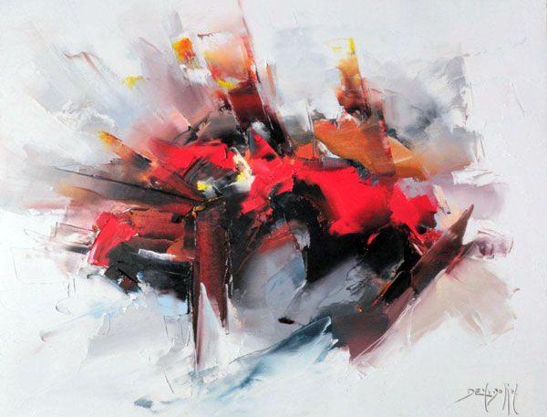 Olej, plátno, špachtľa alebo umelecký nôž......doprajte si originál. Info: tratomag@hotmail.com