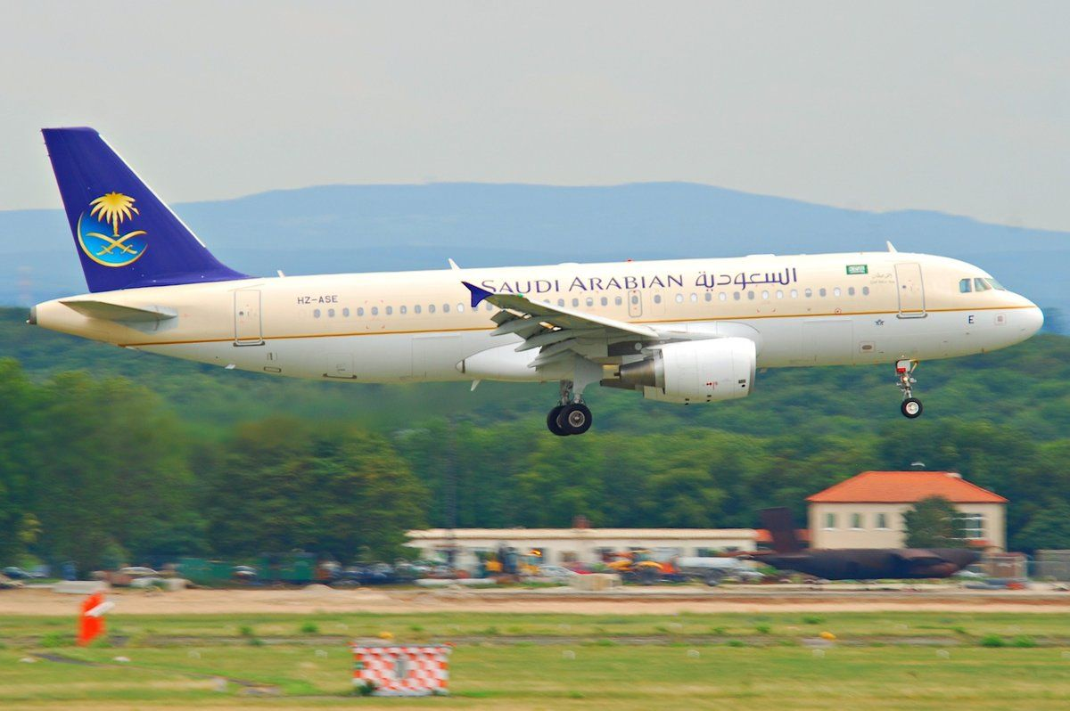 Saudi Arabian The Most Reliable Airlines Passenger jet