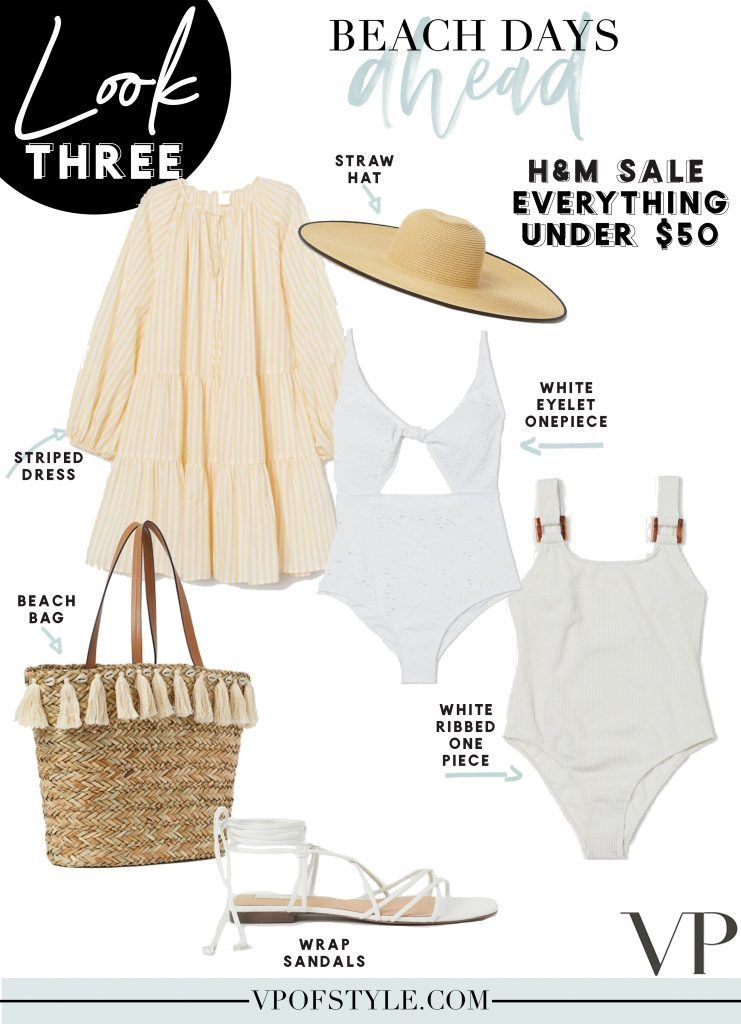 Summer Vacation Outfit Ideas All Under $50