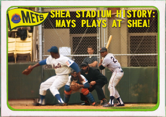 65mfc- Mays At Shea-z14
