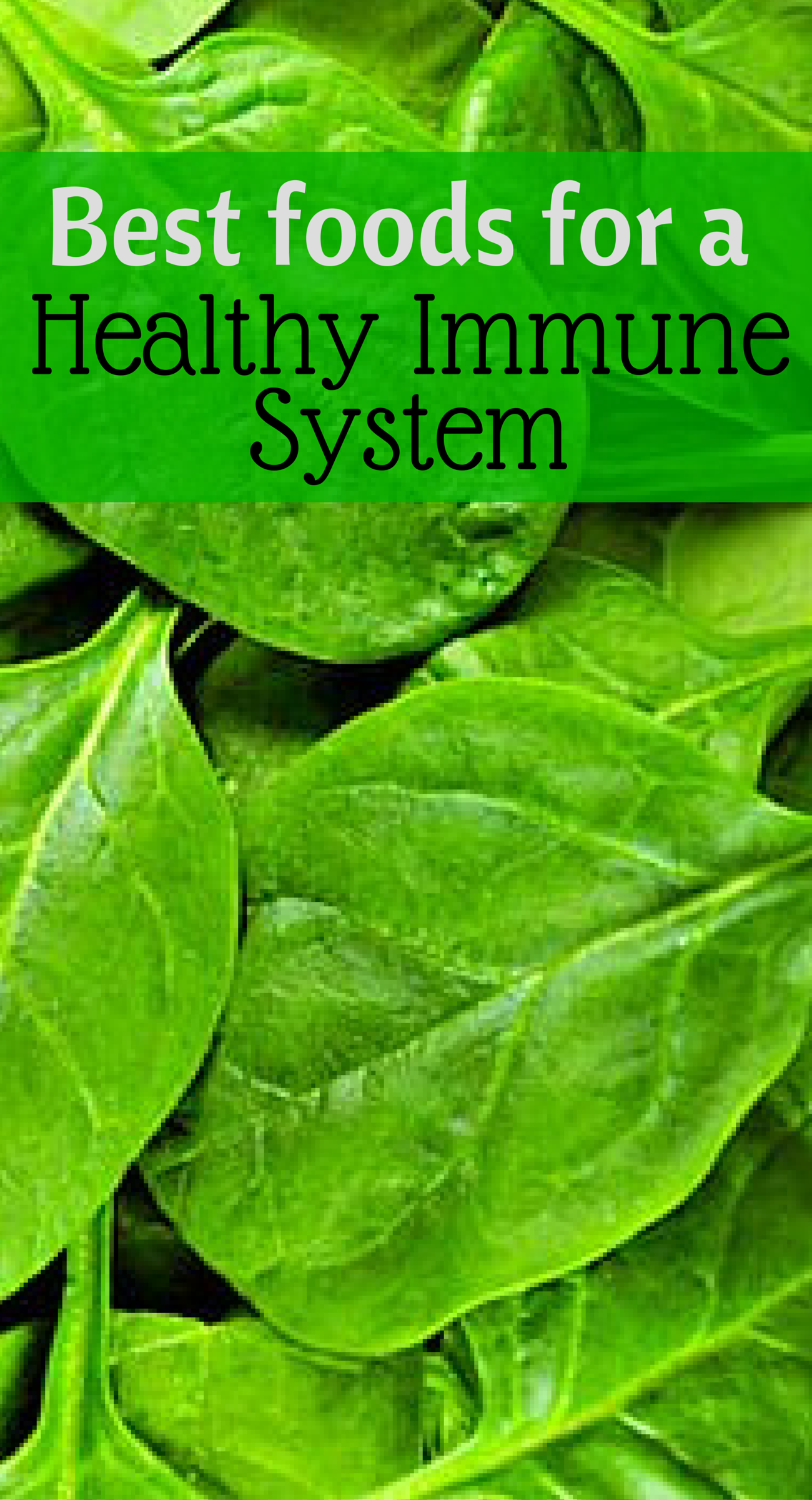 7 Best Foods for a Healthy Immune System pictures