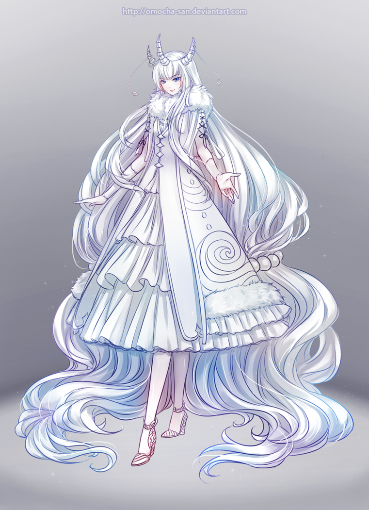 Commission Wind by omochasan on deviantART Character