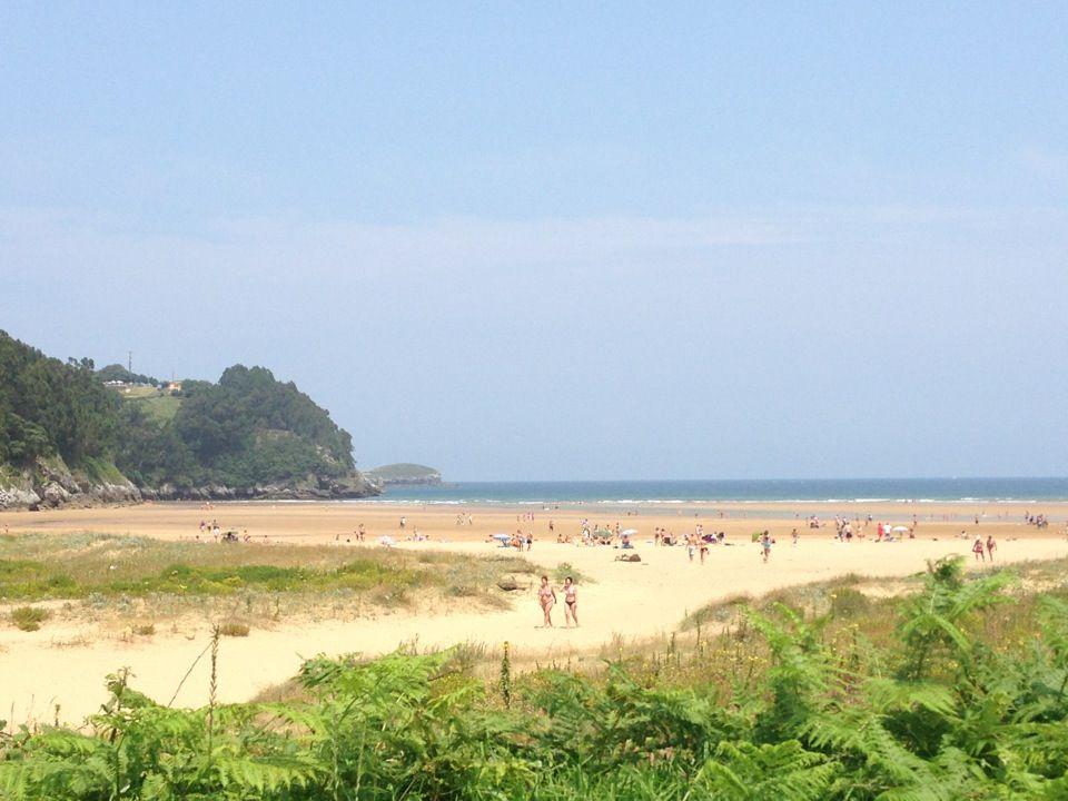 Playa Oriñon Playa Vacaciones