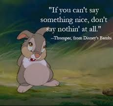 Thank you Thumper