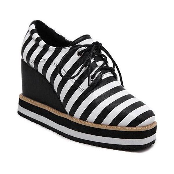 Platform shoes, Black platform shoes