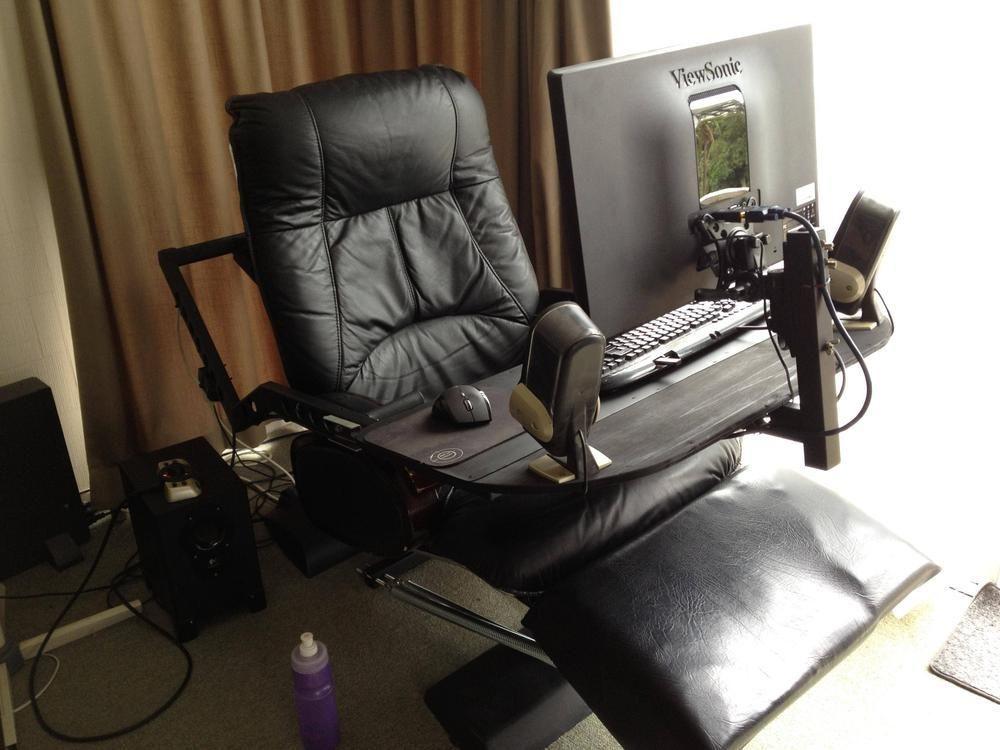 More Desk Comfortable Workspace Gaming Computer Desk Computer Desk