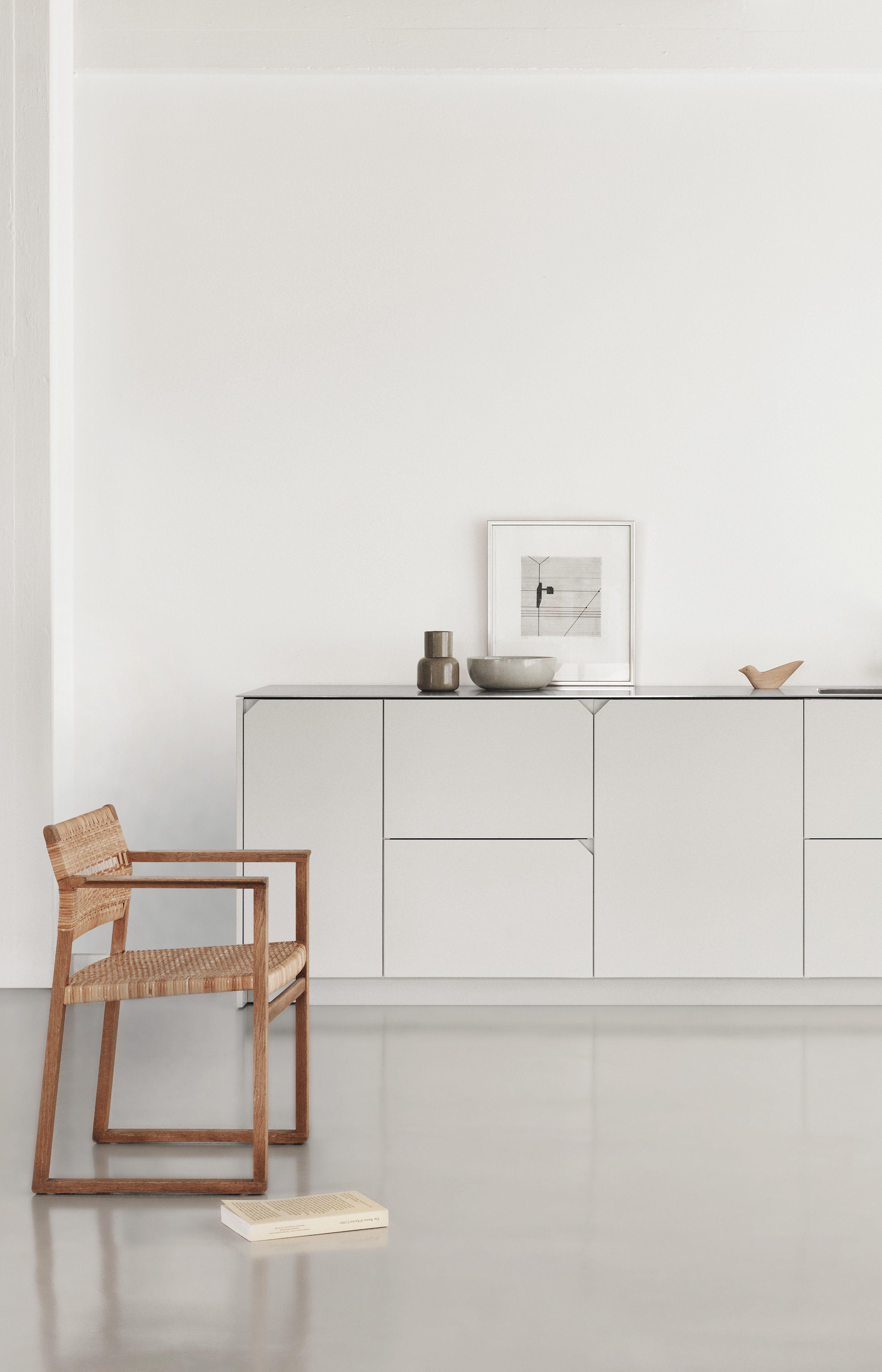 A Minimal U0026 Functional Kitchen By Cecilie Manz
