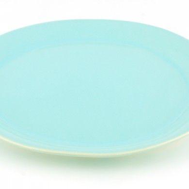 Round Side Slim Dinner Plate in Aqua @Trey Philips Philips Granger. Duck Egg BlueDinner ...  sc 1 st  Pinterest & Round Side Slim Dinner Plate in Aqua @Trey Philips Philips Granger ...