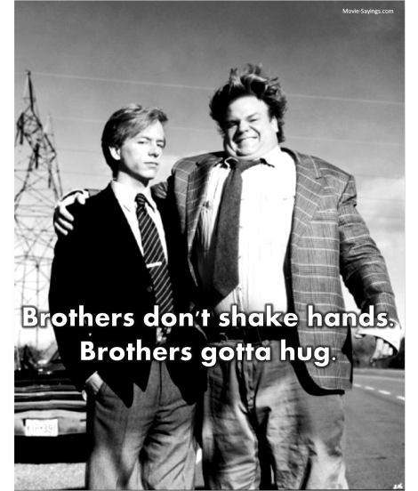 Chris Farley Tommy Boy Quotes: Tommy Boy (1995) Fat Guy In A Little Cooaat