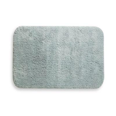 Wamsutta Perfect Soft 24 X 40 Bath Rug In Sea Glass Towel Rug