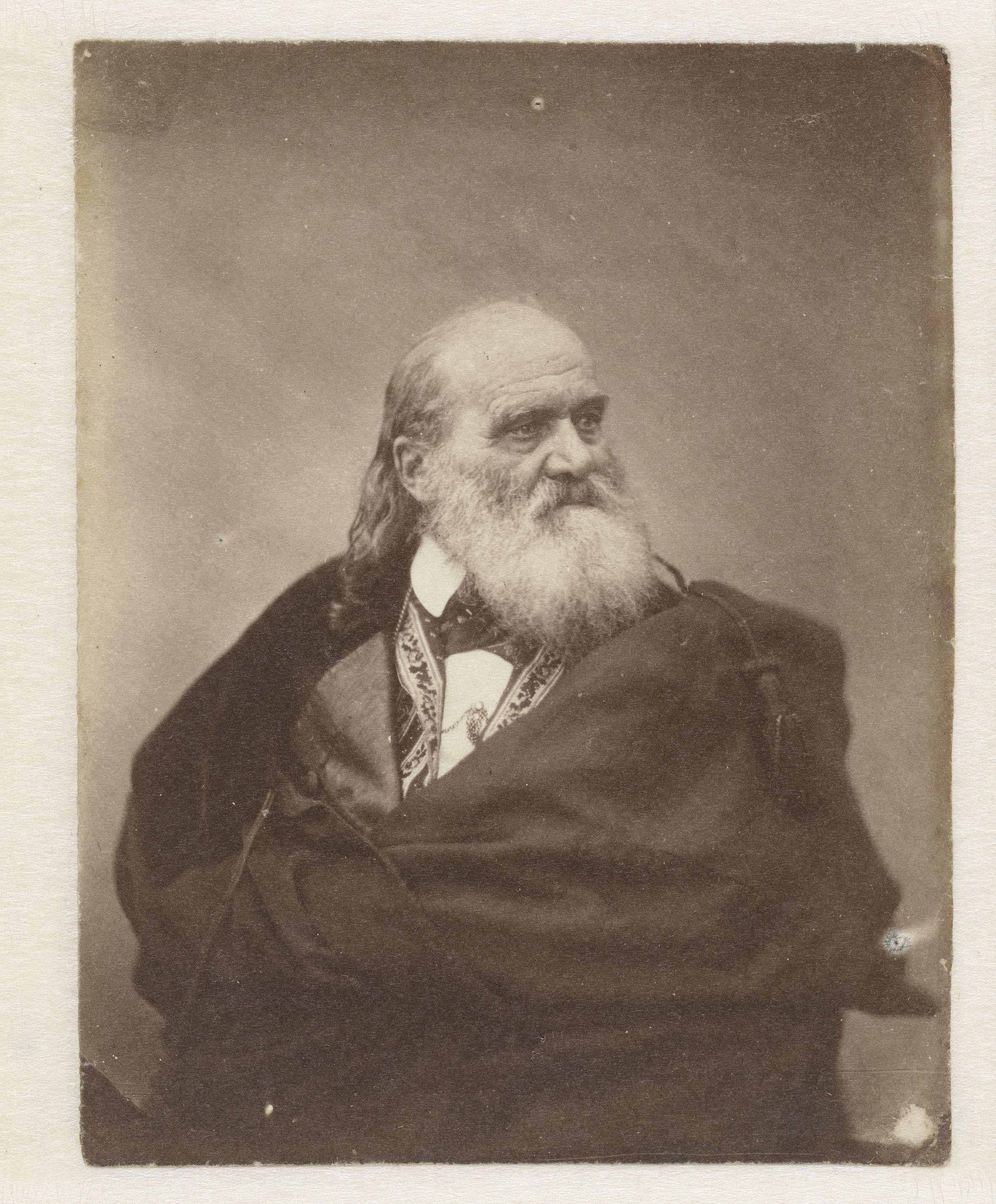 Nicolaas Henneman | Portret van Signor Sentura, Nicolaas Henneman, 1853 |