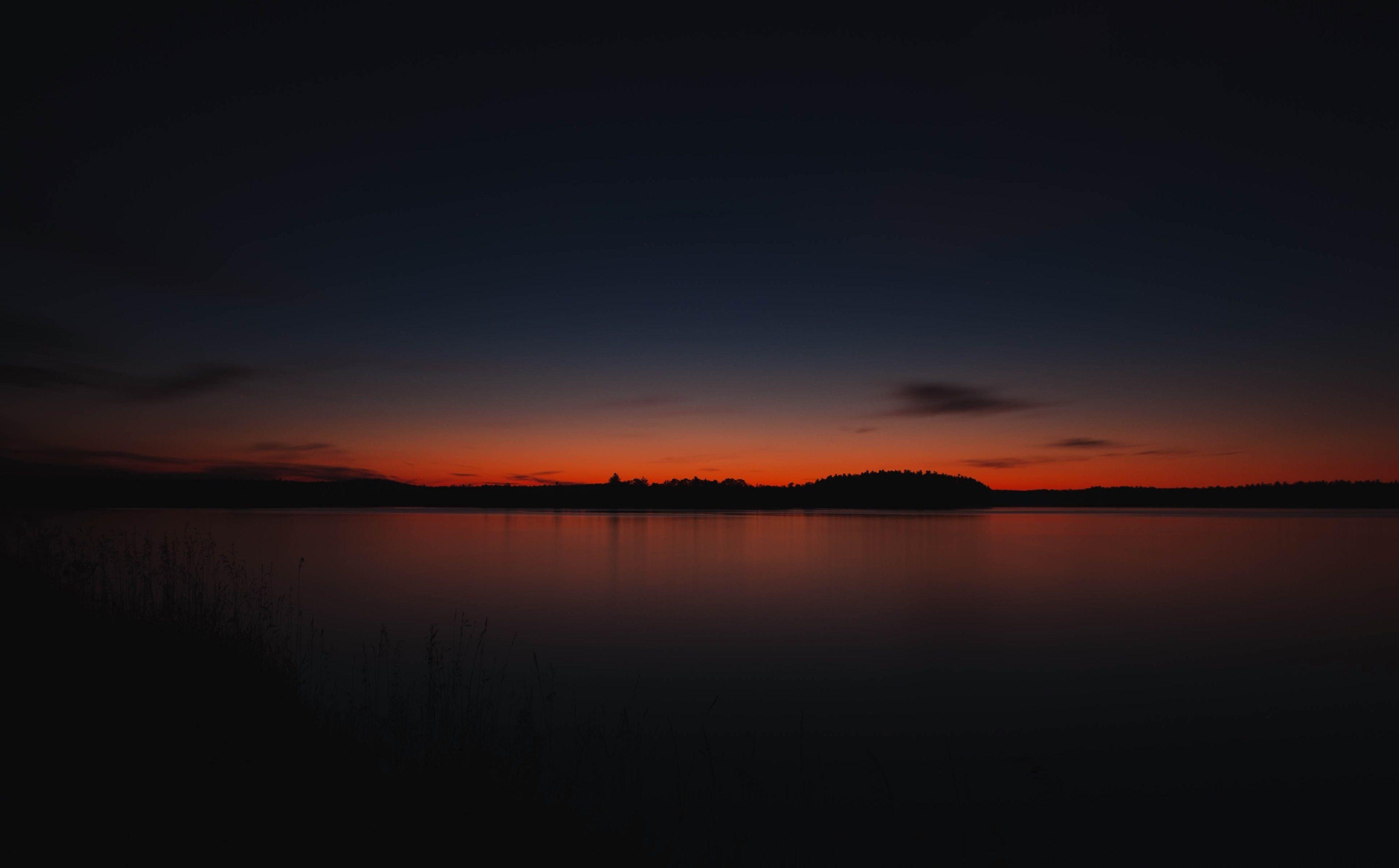 3840x2382 Sunset 4k Wide Screen Wallpaper Sunset Red Sunset Nature Wallpaper