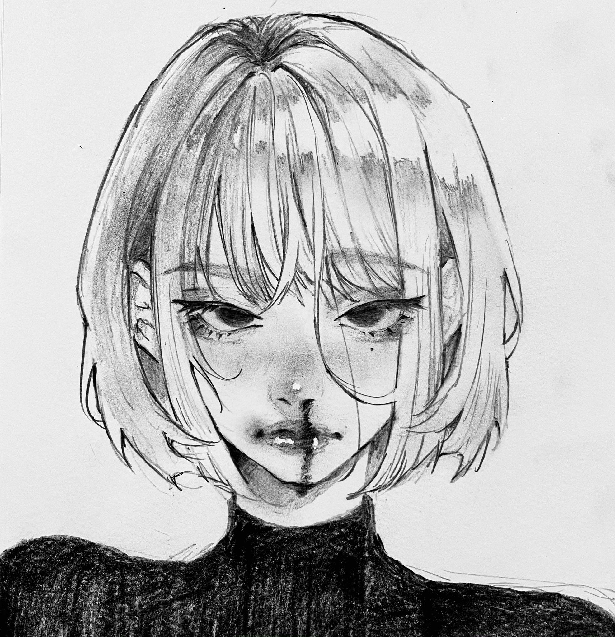 Photo of 田森(メルカリでイラスト販売中) on Twitter